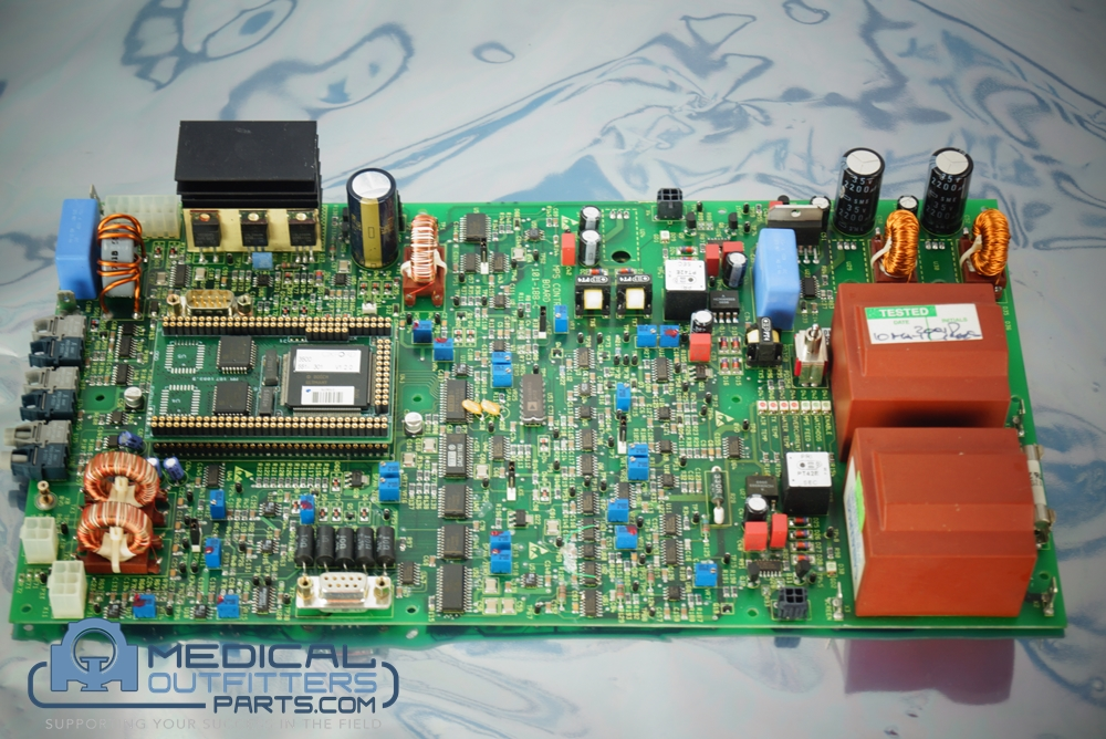 Philips MRI Infinion MPS Control Board, PN 101-188, 601-188