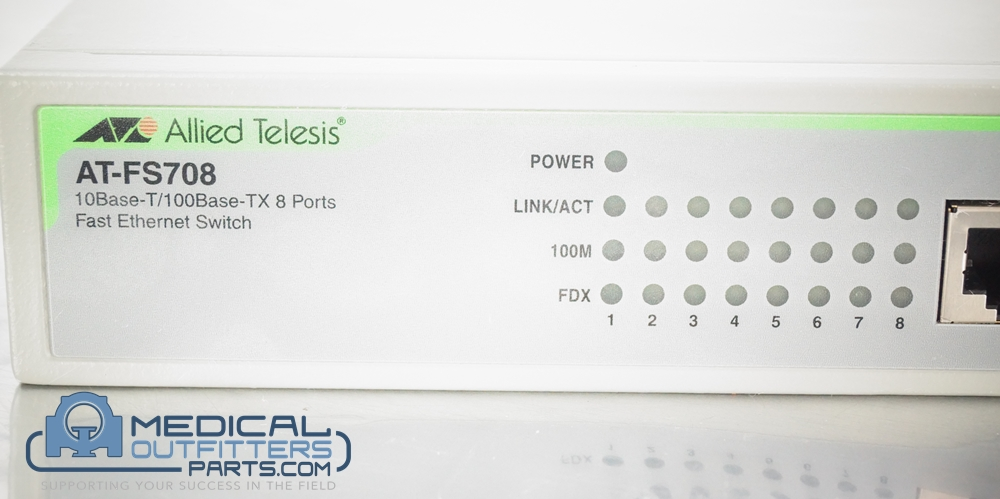 Allied Telesis Switch 8 Port, AT-FS708
