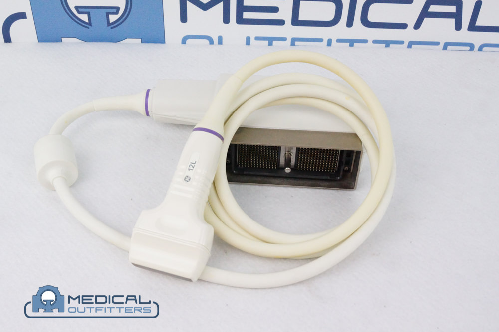 GE 12L Ultrasound Probe/Transducer, PN 2302652