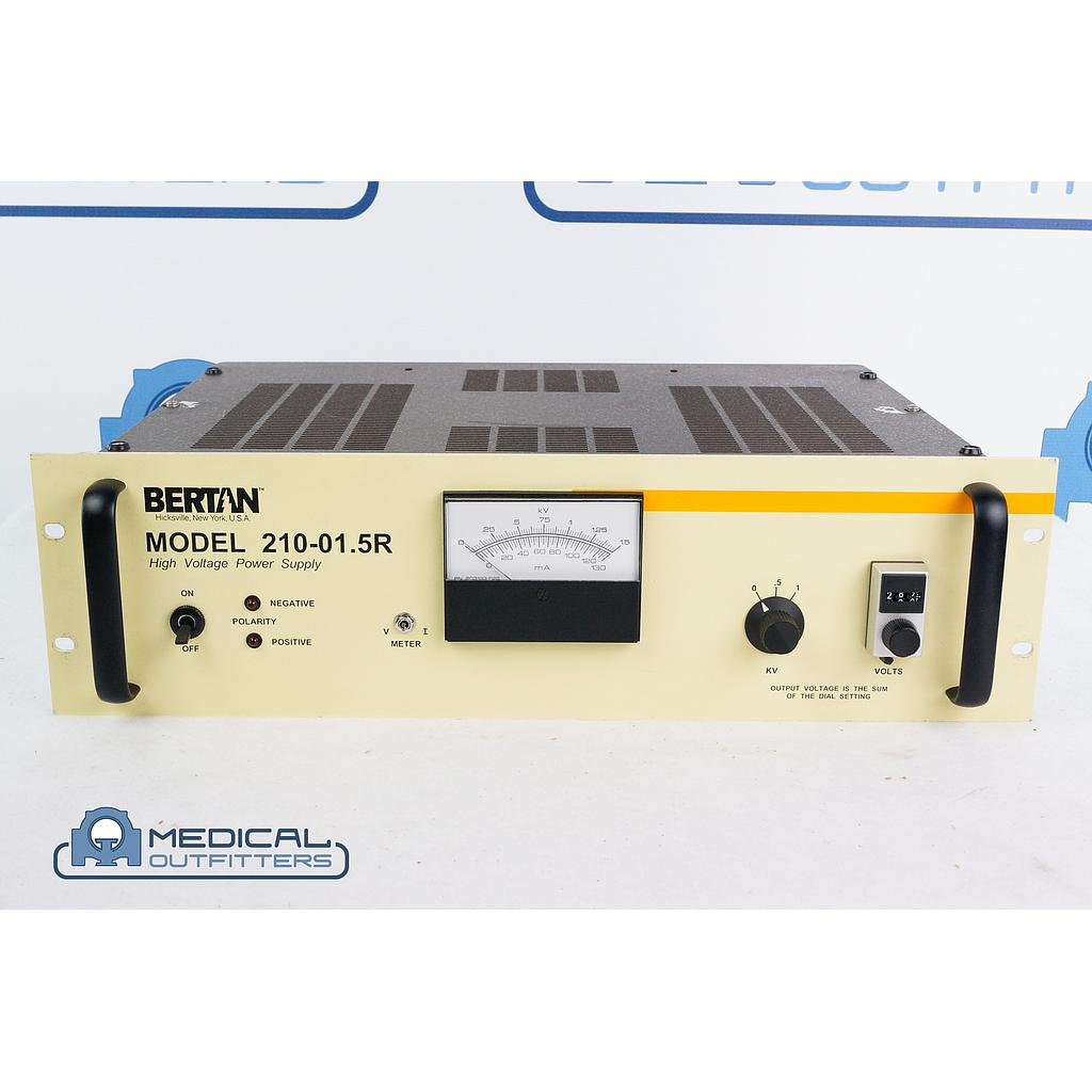 2916A/210-01.5R Gemini HV Power Supply, Teste PN 453567913491