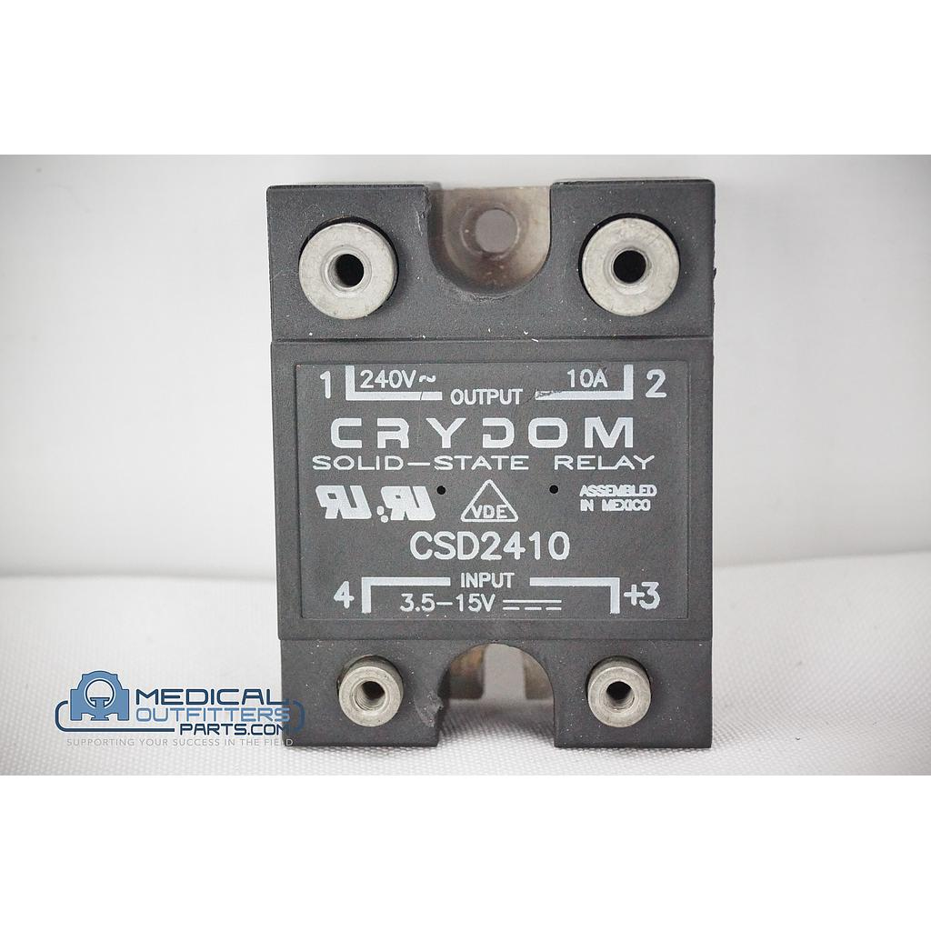 Philips CT Brilliance, Crydom Relay, Solid State, Screw Terminal, PN 459801053941