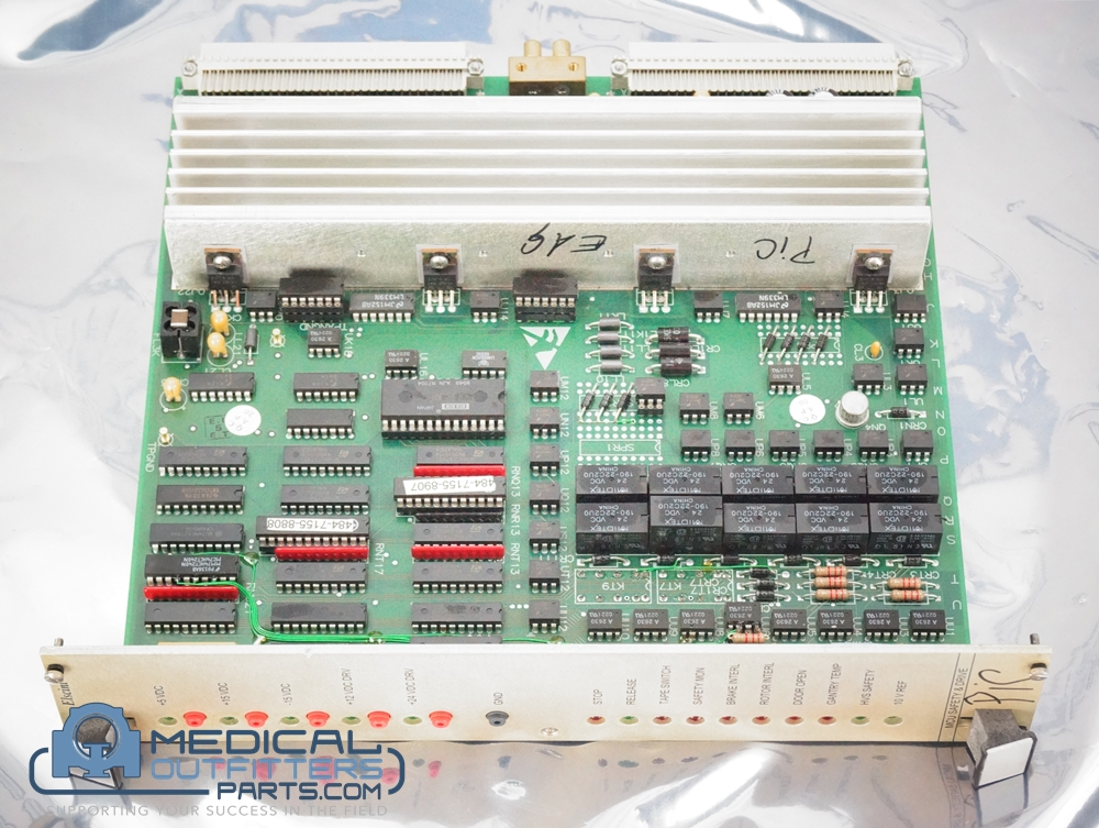 ElsCint X-Ray MCU Safety & Drive, PN 47371553810