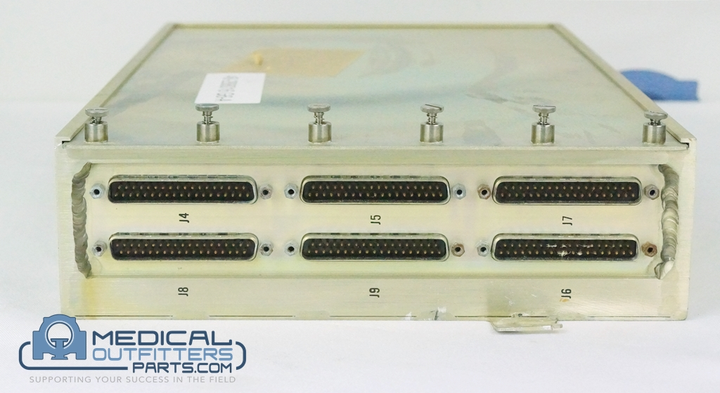 GE MRI Scan Room Interface Board, (SRI), PN 46-288016G6, 46-288016G6-A