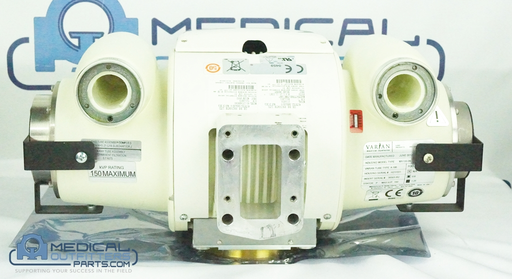 GE X-Ray Proteus Fluoro Tube Over Head MX100, PN 46-155400G46, 46-155400G