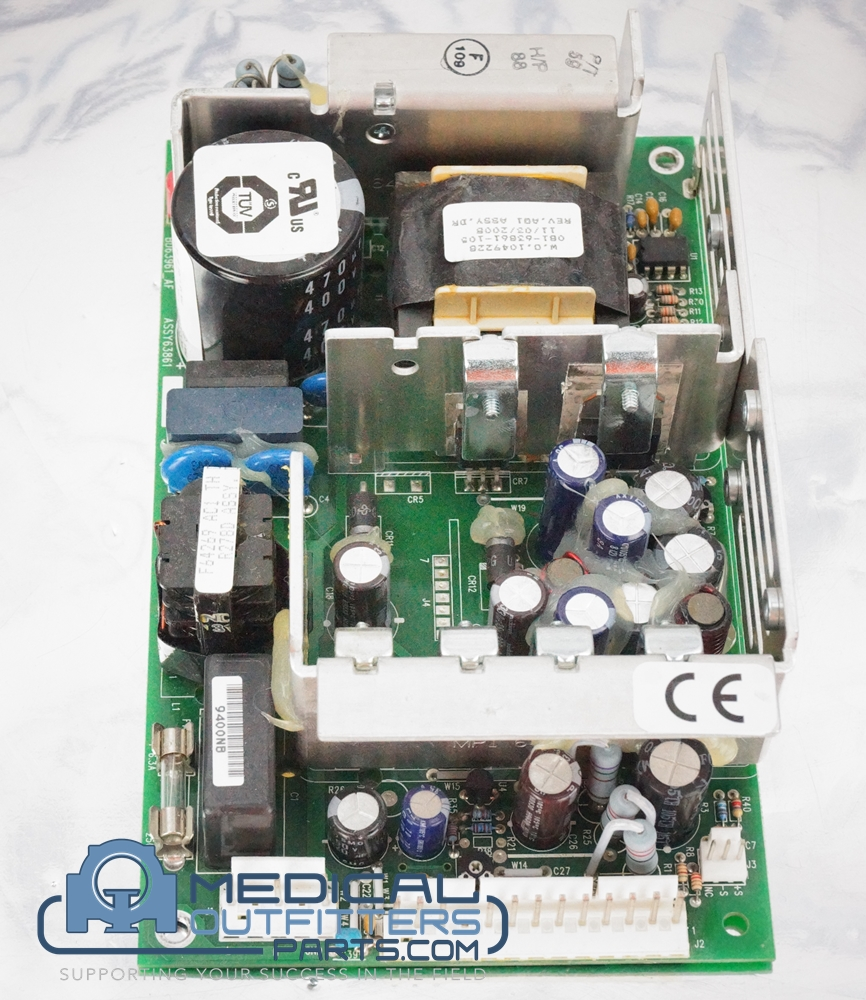 Philips CT Brillance 4 Output DC Supply, PN 453566503741