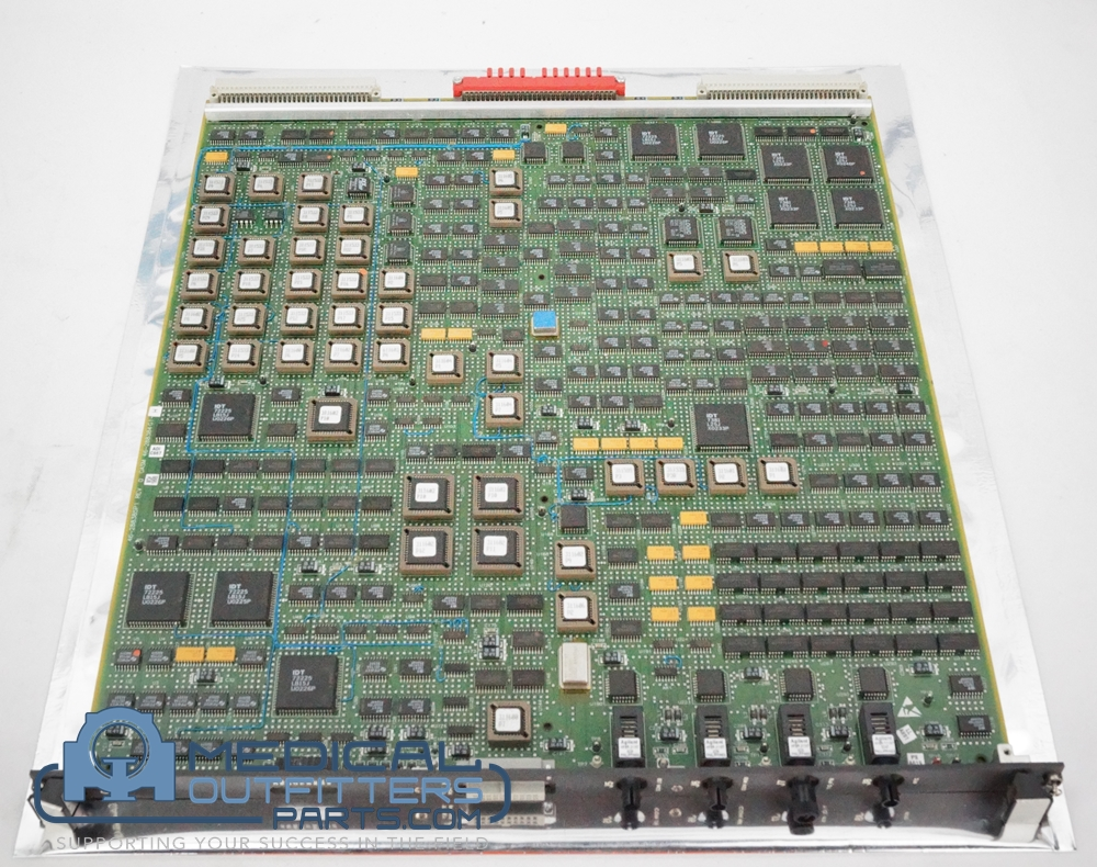 GE PET/CT GASM Board, PN 46-288384, 46-288385