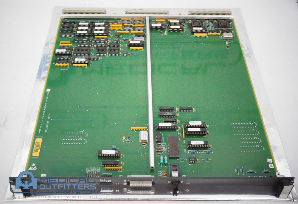 GE PET/CT CFM Board, PN 46-311934, 46-288374, 46-288375