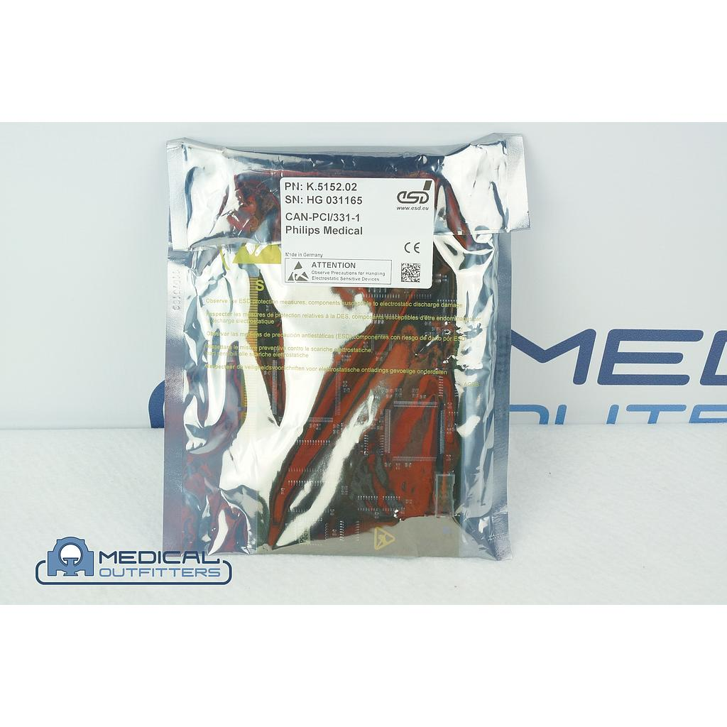 Philips Medical CAN-PCI/331-1 Board, K.5152.02