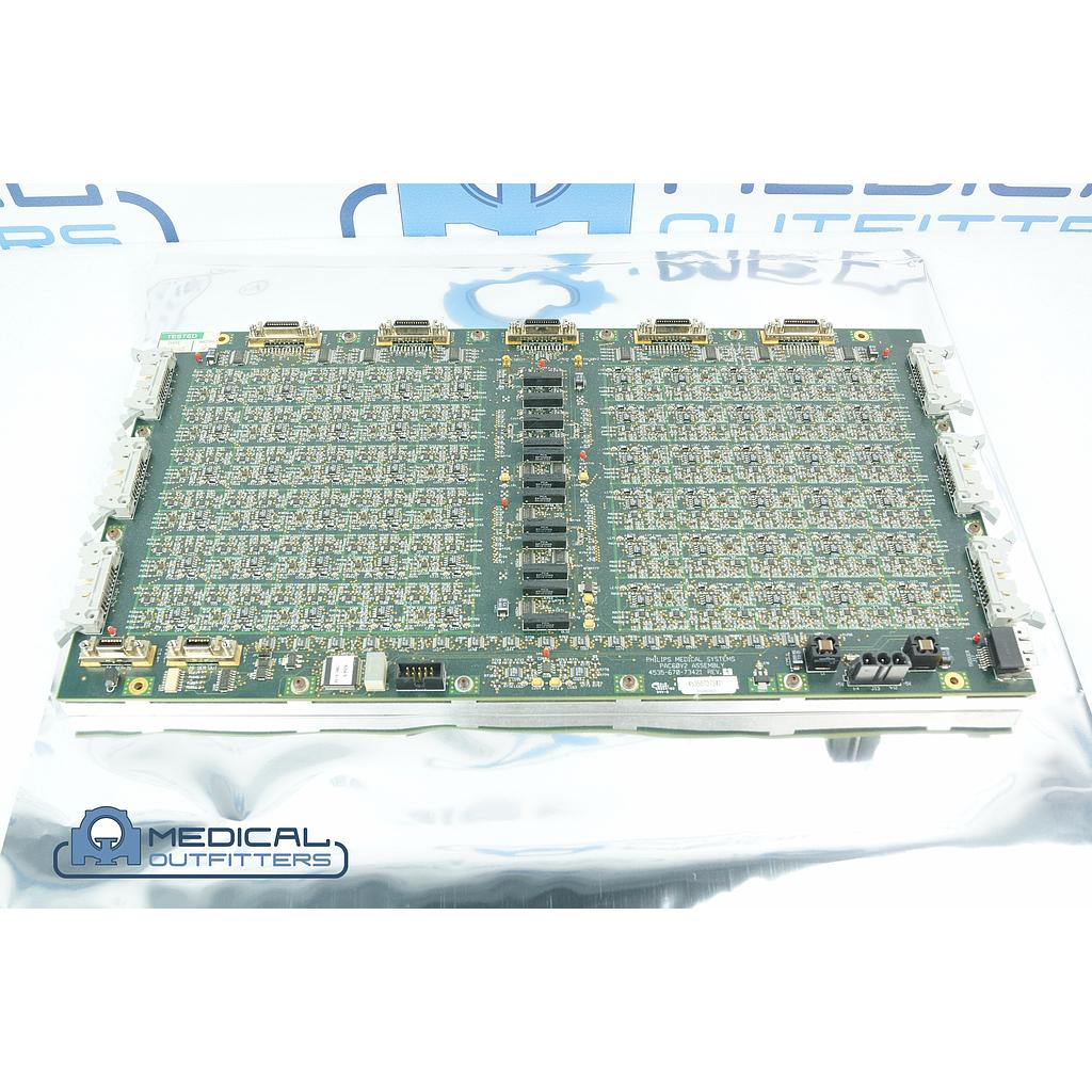 Philips PCB Assy, PPU3 Board PN 453567902901