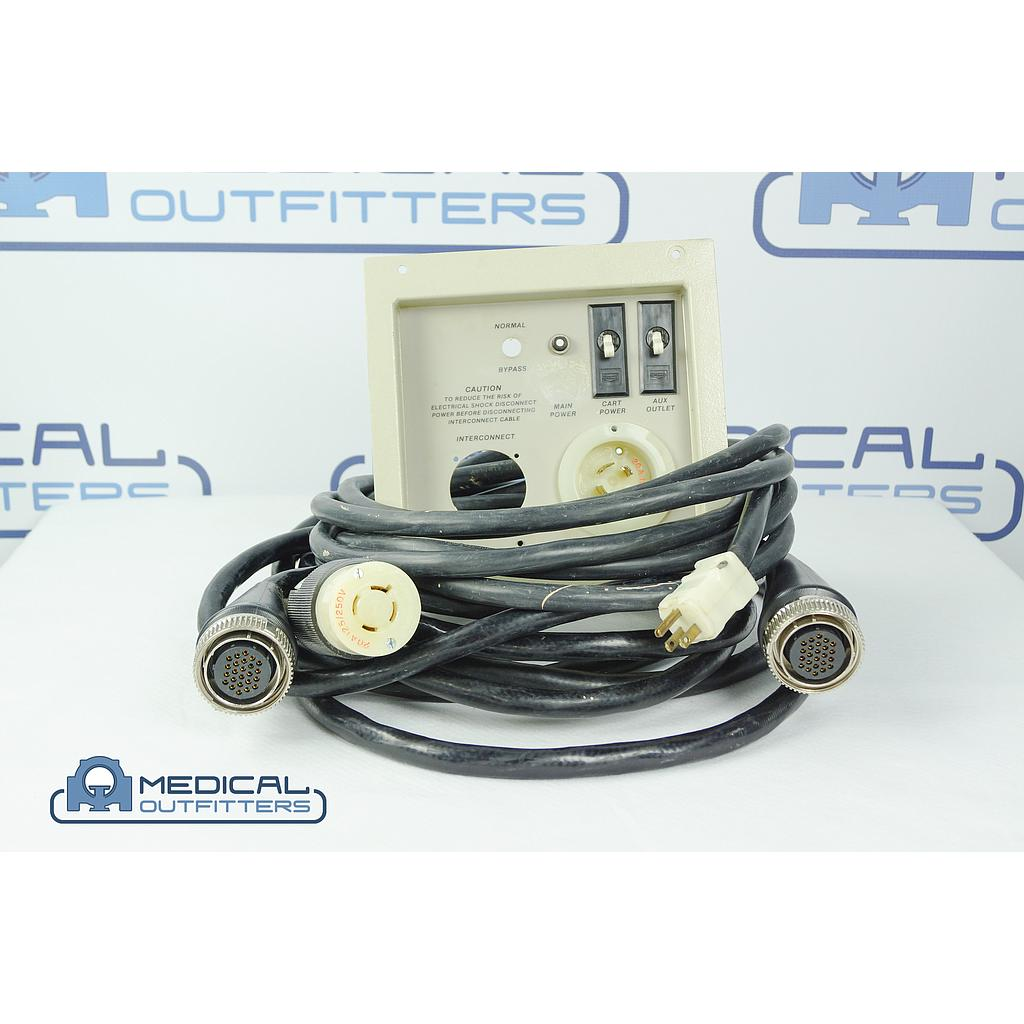 GE OEC 9000 C-ARM Interconnect, Power Cable & Harness Assembly