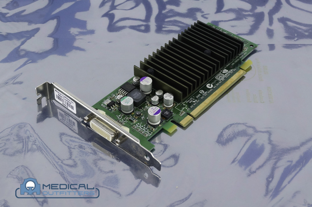 HP Nvidia Quadro NVS 280 Video Card, 64 MB, DVI PCI-E X16, PN 361880–001, CTP856901