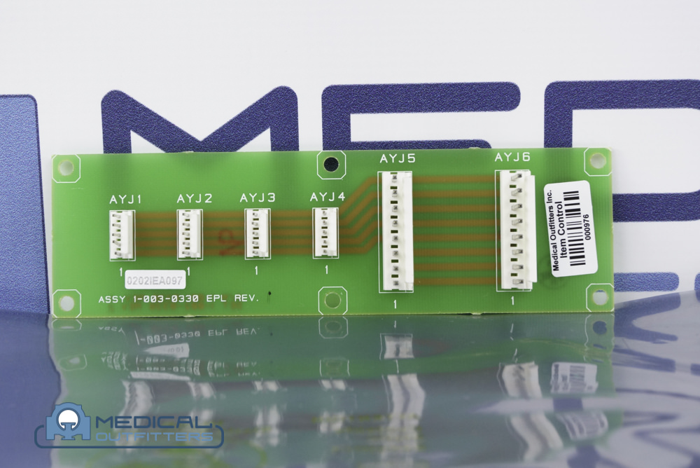 LORAD M-IV PLATINUM, MODEL 40000014 Power ConnectionPCB, PN 1-003-0330