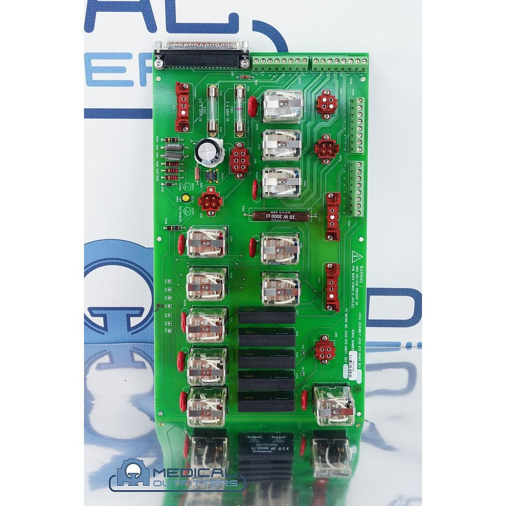 Philips Gemini AC Control Unit PCB Board,  PN 453567069982