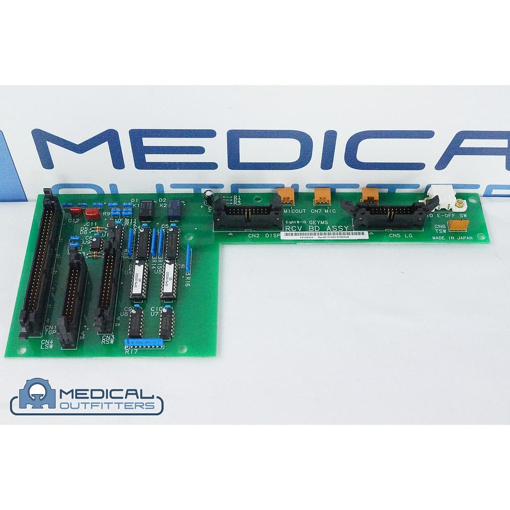 GE Highspeed CT RCV Board Assy, PN 2156522