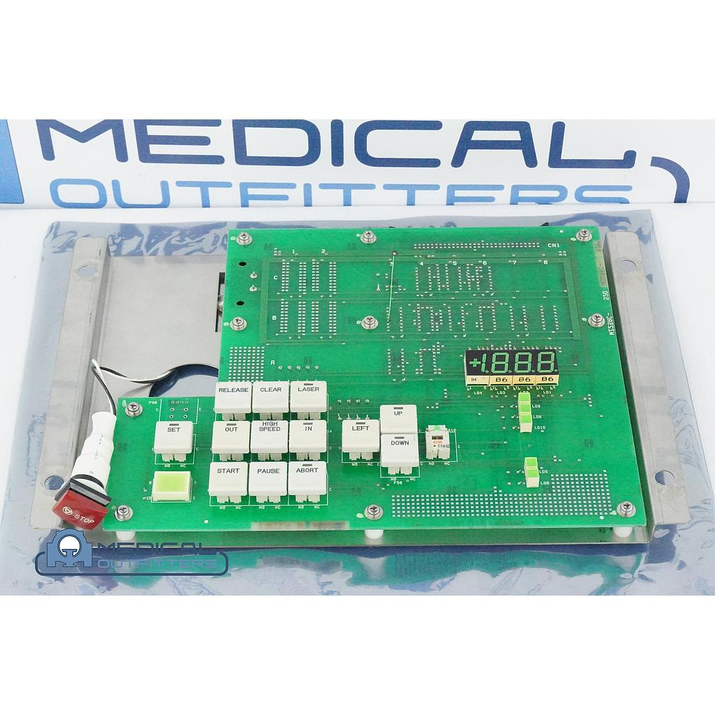 Hitachi Airis 2 Open MRIRPanl2 2PCB (Right side), PR1621301, WZ23AC-R20, PN 1245610B