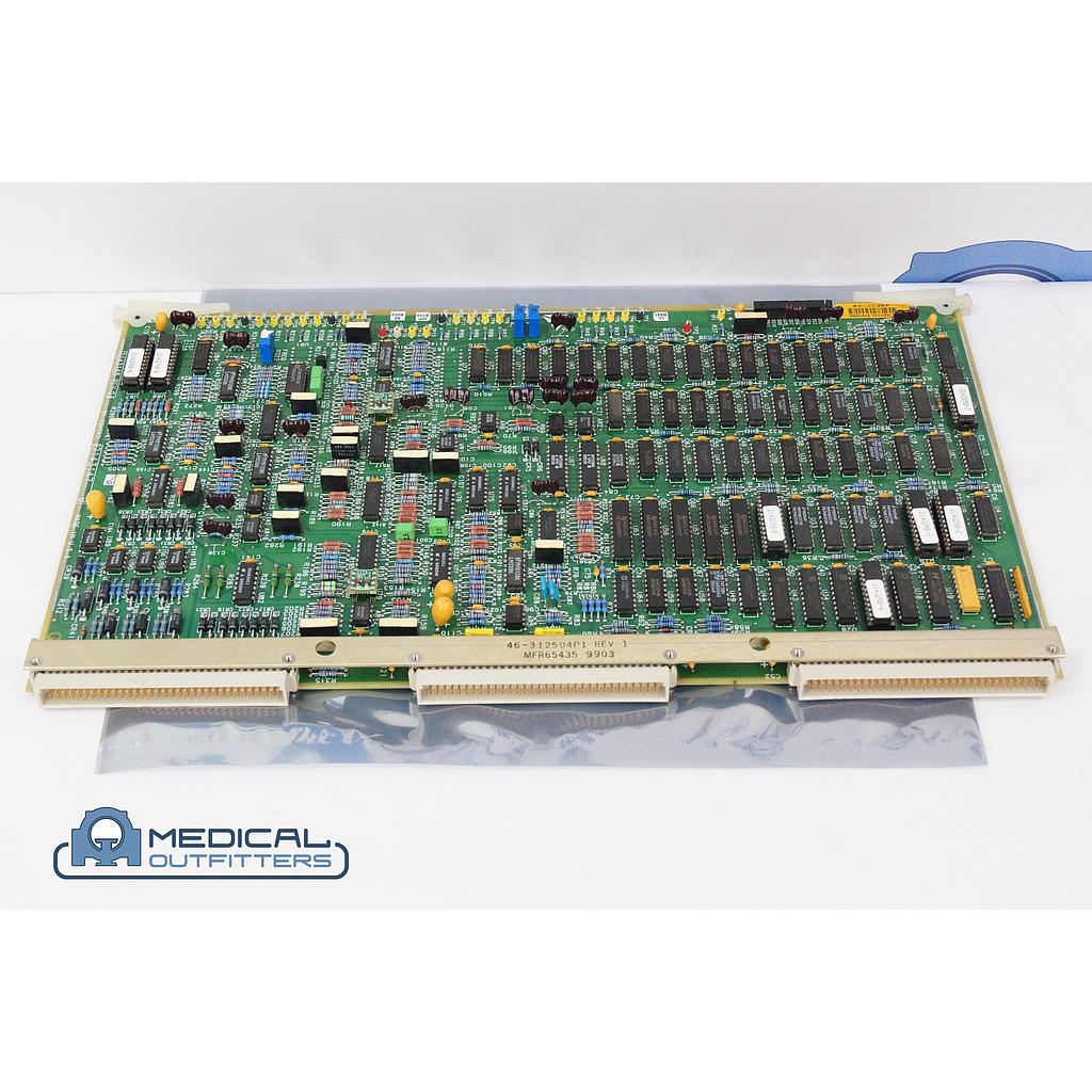 GE CT LightSpeed/HiSpeed KV Board, PN 2143147