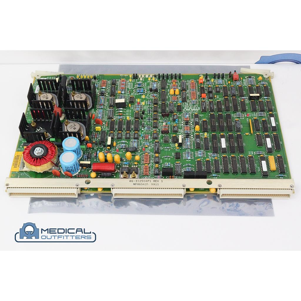GE CT LightSpeed/HiSpeed MA Board, PN 2154834, 2154835