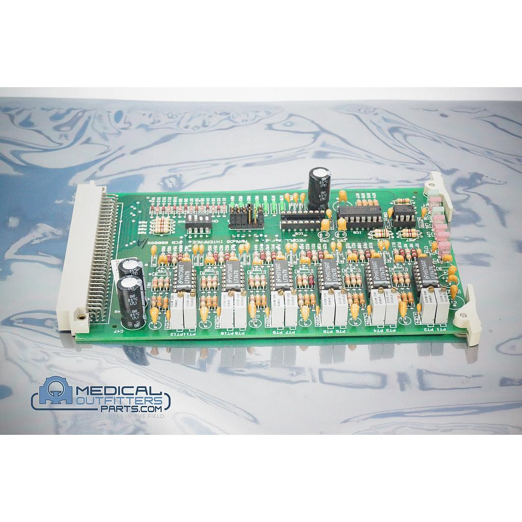 Mecall S.R.L. Analog Interface PCB, PN 000099