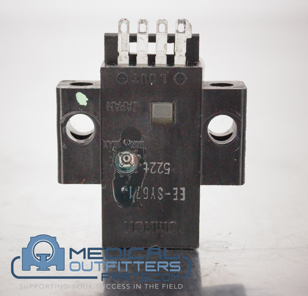 Omron Optical Switches, Reflective, Phototransistor Output, Refl Light-On/Drk-On, 40mA, 5 -24V, PN EE-SY671