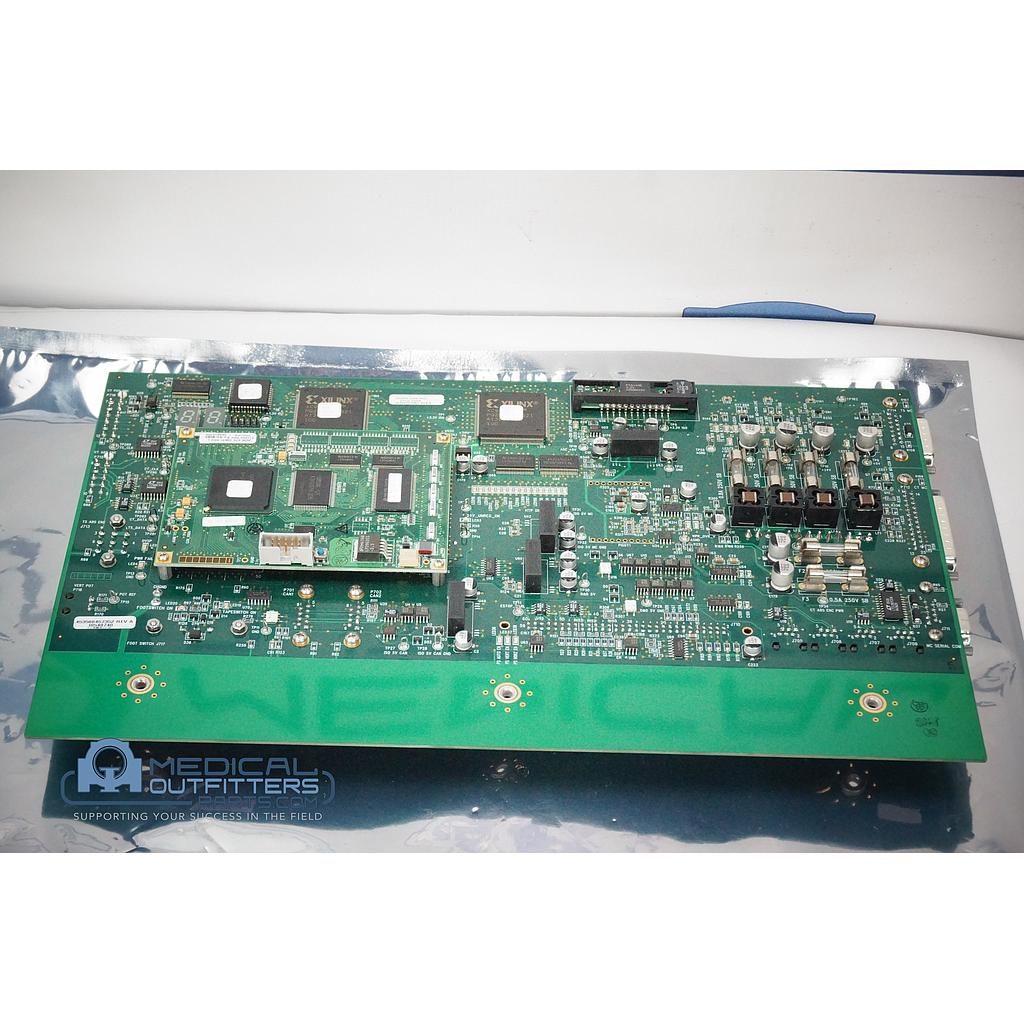 Philips CT Brillance Couch Control PCB (CCC) with CPM Assy, PN 453566457352, 453567315951
