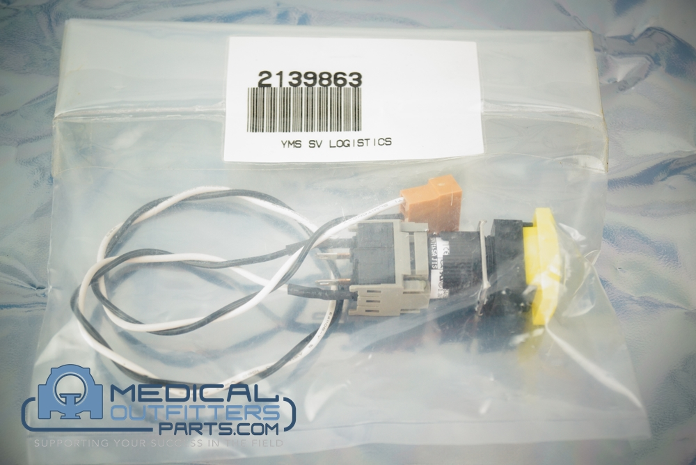 GE CT Latch Switch, PN 2139863