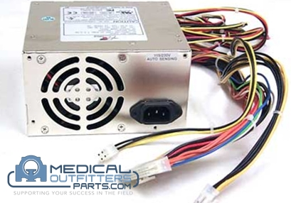 Emacs EPS Switching Server Power Supply, 460W ATX Active PFC 100-240V 7.5A 47/63Hz, PN HP2-6460P