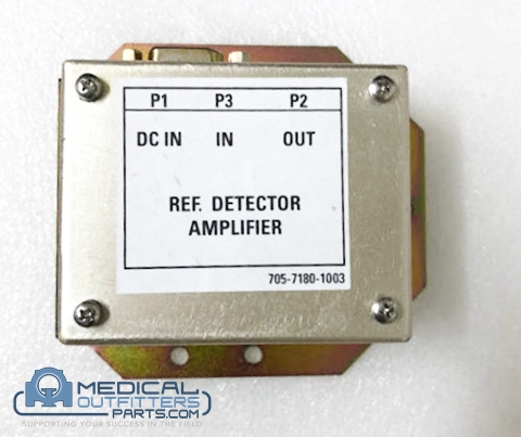 Philips CT Ref. Detector and Amplifier Assy, PN 775-7180-1628