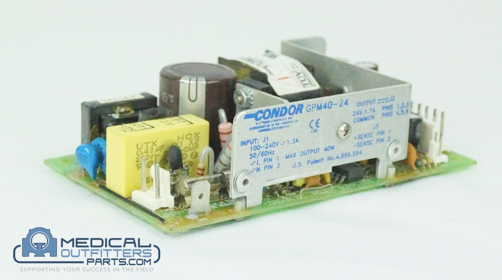 Hologic Selenia Digital Mammo Switching Power Supplies, PN GPM40-24